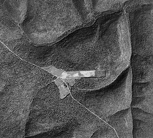 Cherry Springs 1938 Aerial Photo Crop