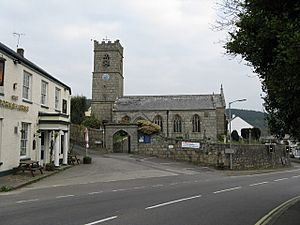 Church of St. Blaise, St. Blazey, Cornwall - geograph.org.uk - 1236202