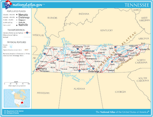 National-atlas-tennessee