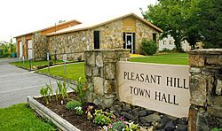 Pleasant Hill Town Hall