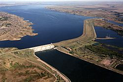 USACE Fort Thompson Big Bend Dam