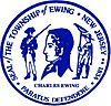 Official seal of Ewing Township, New Jersey