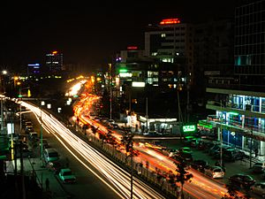 Addis Ababa by night activity