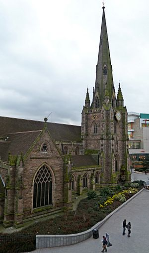 St Martin in the Bullring, Birmingham (5331538810).jpg