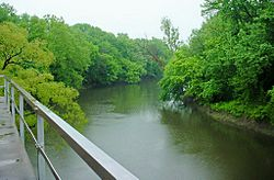 Verdigris River Coffeyville Kansas