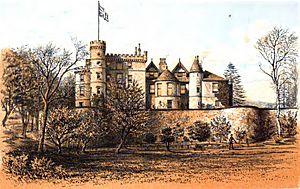 Ardencaple Castle (circa 1879)