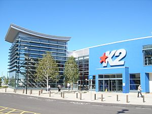 Crawley - K2 Leisure Centre 01