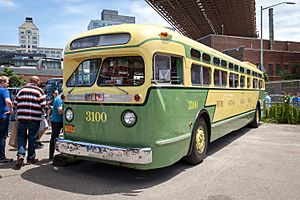 New York Transit Museum's Annual Bus Festival