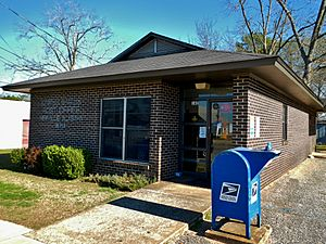 Newville, Alabama Post Office 36353