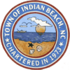 Official seal of Indian Beach, North Carolina