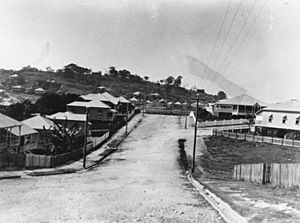 StateLibQld 1 117316 New homes in the Brisbane suburb of The Grange, 1929