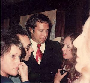 Chevy Chase 1976