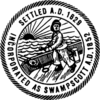 Official seal of Swampscott, Massachusetts