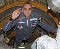 Mark Shuttleworth NASA