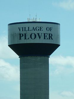 The Plover Watertower