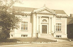 Public Library, Franklin, NH