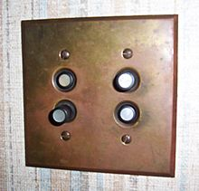 Push Button Light Switch