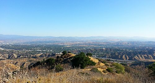 Santa Clarita Overlook