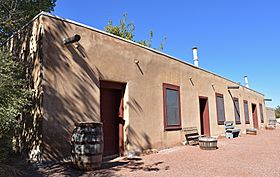 Bureau of Reclamation Lab - Old Las Vegas Mormon Fort State Historic Park - 28 October 2020.jpg