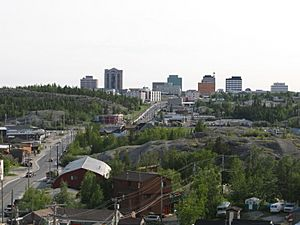 Downtown Yellowknife 2
