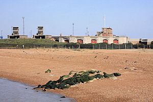 Landguard Fort - geograph.org.uk - 982489