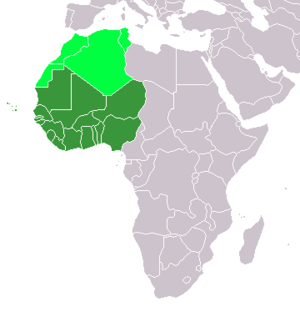 LocationWesternAfrica