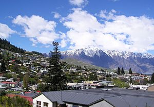 Queenstown & Remarkable Mountains