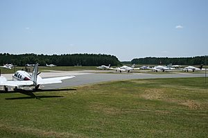 20080618 Horace Williams Airport IGX