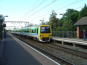 Aston railway station - 2007-09-25