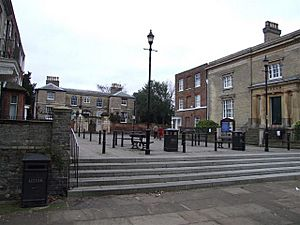 Museum Square. - geograph.org.uk - 1091228