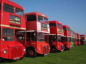 Routemaster Lineup