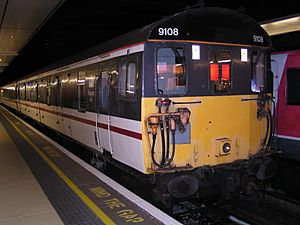 9108 at London Victoria
