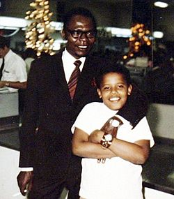 Barack Obama Sr Jr