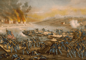 Battle of Fredericksburg, Dec 13, 1862