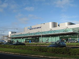 George Best Belfast City Airport - geograph.org.uk - 714574