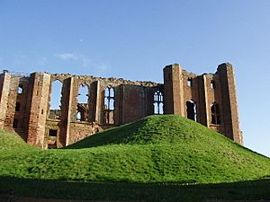 Ruins of Kenilworth Castle - geograph.org.uk - 78245