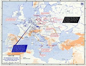 Strategic Situation of Europe 1806