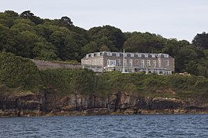 Berry Head Hotel (from water)