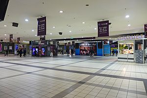 Flinders Street Station Concourse 2017