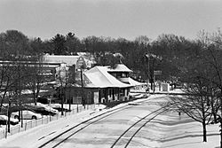 Kirkwood Train Station