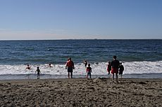 Beach at Westport, WA 01