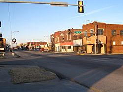 Downtown Baxter Springs (2008)