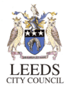 Official logo of City of Leeds