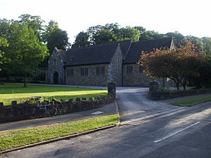 St Peter's Church, Dinas Powys - geograph.org.uk - 1384263