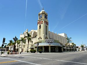 Bakersfield California Facts For Kids