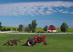 Farm in Chippewa Falls Township