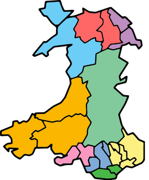 Welsh 9 local authorities proposal