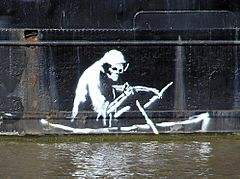Banksy.on.the.thekla.arp