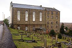 Baptist Church, Cinderford, Forest of Dean - geograph.org.uk - 1041508.jpg