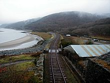Cambrian Coast Railway - geograph.org.uk - 214756